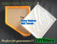 Engine&Cabin Air Filter AF6131 for Equinox 11-17 & 2011-2017 Terrain 6131 25836