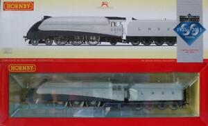 HORNBY R3307 QUICKSILVER A4 LOCO from SILVER JUBILEE COLLECTION R3337 LTD EDTION