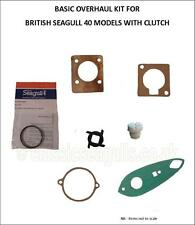 British Seagull 40 Model Overhaul Kit - Clutched Type - Maintenance Kit