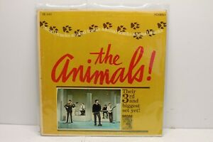 THE ANIMALS Tracks Vinyl LP MGM SE 4305 VG