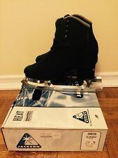 Jackson EliteDJ5252 Mens Figure Skating Boots,7M,Paramount Gold Seal 10.25blades
