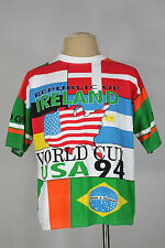 Republic of Ireland t-shirt L vintage world cup 1994 90's soccer