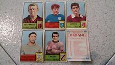 RARE FIGURINE CALCIATORI MIRA IL PALLONE 1965/66 65/66!!NUOVI ARRIVI SCUDETTI!!!