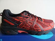 Asics Gel-Venture 6 mens trainers shoes T7G1N 800 uk 11.5 eu 47 us 12.5 NEW+BOX