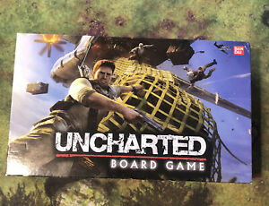 UNCHARTED Board Game by Bandai