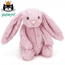 NEW Jellycat Bashful TULIP Pink Bunny Small 18cm Soft Plush Toy Rabbit Jelly Cat