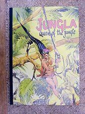 FENZO Hommage à Jungla 1  avec 8 hors-texte couleur séparés