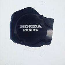 Billet Honda cr 125 Ignition Cover satin black 87- uk made super evo