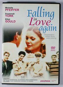 Falling In Love Again DVD FREE POST