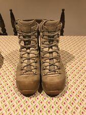 LOWA ELITE DESERT COMBAT BOOTS - Size: 11  , British Army Issue