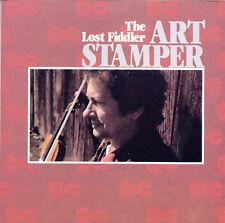 """Lost Fiddler"" by Art Stamper CD County 2712"
