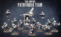 Warhammer 40K - Tau Empire Pathfinder Team (New)