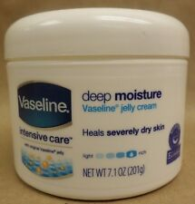 Vaseline Intensive Care Deep Moisture Jelly Cream for Very Dry Skin Exp 10/18+