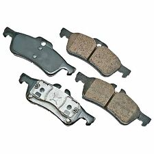 Rear Brake Pads for MINI COOPER 2002-2006 and 2008 Rear Brake Pads