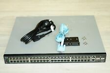 Cisco SG500-52P-K9 500 Series Stackable Managed Network Switch L3 PoE EOL