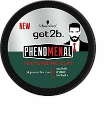Schwarzkopf got2b Phenomenal TEXTURIZING  clay , 100 ml