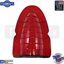 54 Chevrolet Bel Air  Rear Taillight Tail Light Lamp Lens EACH USA Made