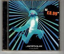 (HN105) Jamiroquai, A Funk Odyssey - 2001 CD