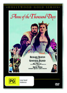 Anne Of The Thousand Days : NEW DVD