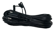 Tetra-Teknica SAE-25 25-Ft 12V SAE 2 Pin Quick Disconnect Extension Cable 16AWG