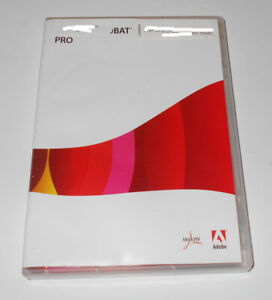 Adobe Acrobat 9 Pro Software for Windows With Serial Number