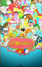 Of Montreal Innocence Reaches 2016 Ltd Ed Rare Poster +Free Indie Rock Poster!