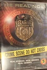 THE REAL NCIS RARE OOP DELETED DVD CRIME SCENE INVESTIGATION DOCUMENTARY FILM