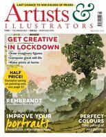 Artists & Illustrators Magazine March 2021 Issue 427