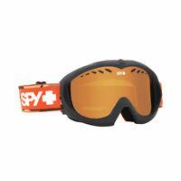 Spy Optic 310775035185 Targa Snow Ski Goggles Mini Hide+ Seek Persimmon
