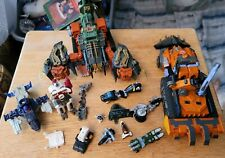 Transformers Lot Of Early 2000s