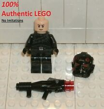 LEGO Inferno Agent + Heavy Stud Blaster NEW Authentic Star Wars Minifigure 75226