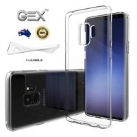 Soft Durable Premium Crystal Clear Cover Case For Samsung Galaxy S9 S9+ S8 S8+