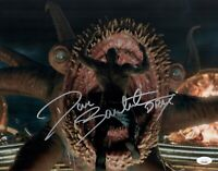DAVE BAUTISTA Signed GUARDIANS OF THE GALAXY 11x14 Photo Autograph JSA COA