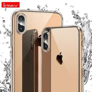 New 'Ultra-Thin' Ipaky® Transparent Cover Case 360° Apple Iphone  X XS XR MAX