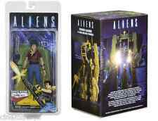 Aliens Ripley + Mini Comic Kenner tribute exclusive + powerloader Neca Figure