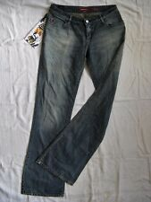 Miss Sixty Extra Low Ty Blue Jeans W30/L34 extra low waist slim fit flare leg