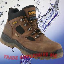 DeWALT Challenger 3 brown S3 waterproof safety boots latest model