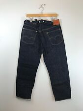 Made in USA Levi's Vintage Clothing 1915 501 Selvedge Denim Jeans 34 X 32