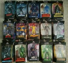Marvel Legends LOT of 15 New, Sealed, Nice- Christmas coming early for someone!