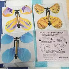 Magic Flying Butterfly Birthday Anniversary Wedding Greeting Card Gift Toy EL