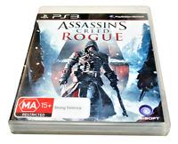 Assassin's Creed Rogue Sony PS3 PlayStation 3