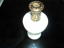JOLIE ANCIENNE LAMPE BERGER OPALINE