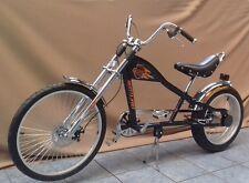 Rosetta Sport LA bicycle Lowrider Navy Blue chopper bike Harley cycle cruiser