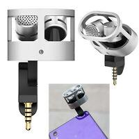 STM10 Stereo Mikrofon Recording für Sony Xperia Z3 Z5 X XP Samsung iPhone Huawei