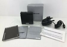 Nintendo Game Boy Advance SP Handheld-Konsole - Schwarz