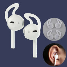 2 Pairs Silicone Ear Tips for iPhone6s Plus/7/7 Plus ipad EarPods Headset Case
