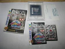 Medarot Card Robottle Kuwagata Ltd Game Boy Color Japan import Boxed US Seller