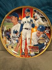 "Sports Impressions ""Yankee Pride"" Don Mattingly Collector Plate Free Shipping"