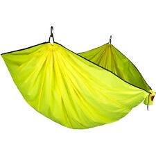 Grand Trunk TrunkTech Double Hammock USA Citrus Yellow Brand New w Tags