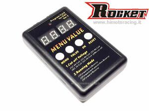 Program Card Carte X Ajusteurs Calculateurs Esc Programmable Rocket HI00008